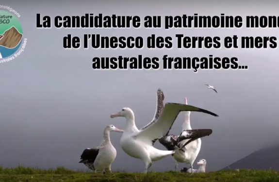 Le isole australi francesi all'UNESCO