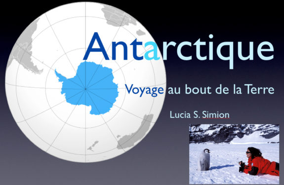 Antarctique, Nations Unies de la planète